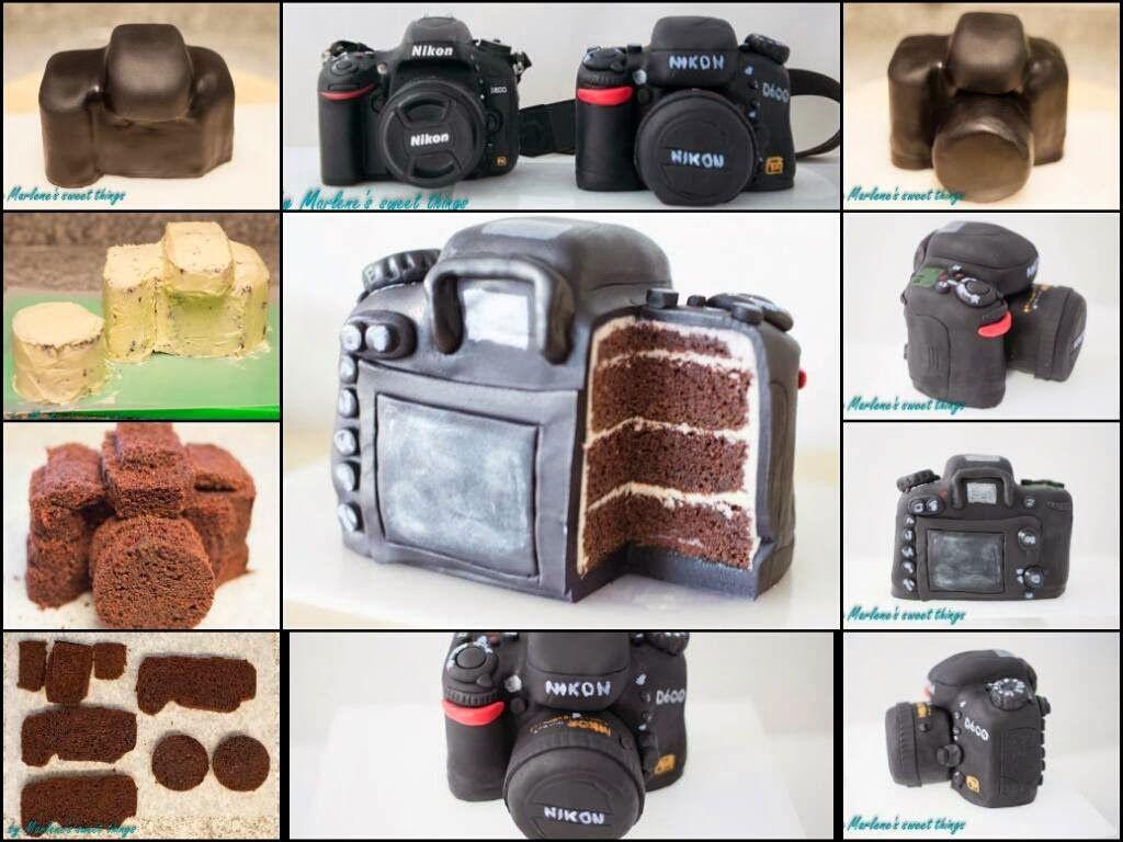 Marlene S Sweet Things Its A Nikon Cake Camera Tutorial