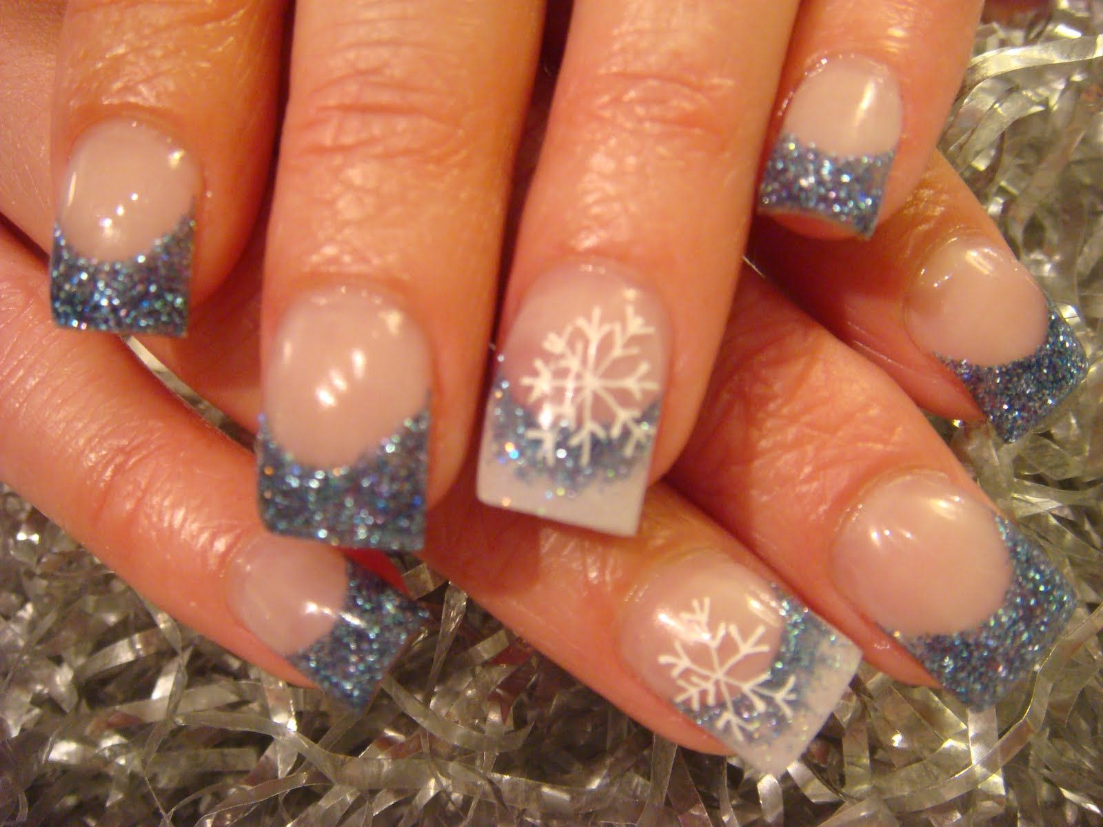 DSC07741.JPG 1,600×1,200 pixels | Nails | Pinterest | Christmas ...