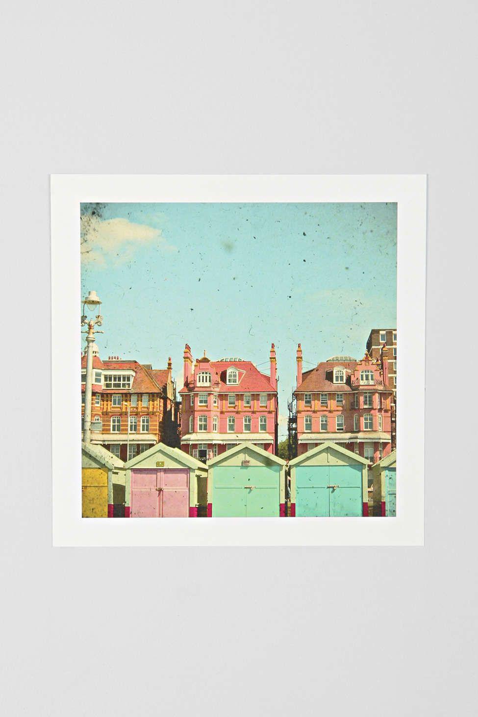 Cassia Beck Promenade Art Print - Urban Outfitters