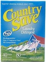6 Country Save Laundry Detergent A Safe Gentle And Economical