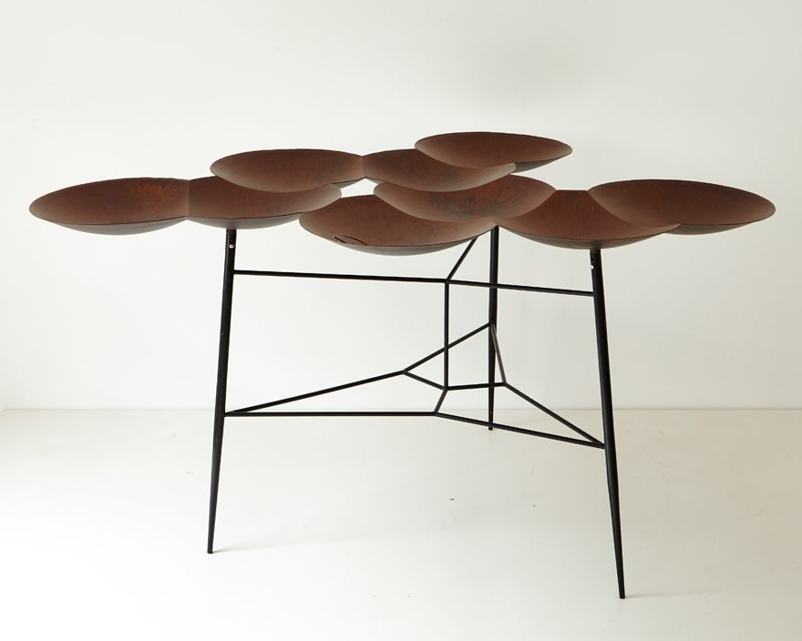 Small Taj Table By Noam Dover U0026 Yoav Reches. (Yellowtrace)