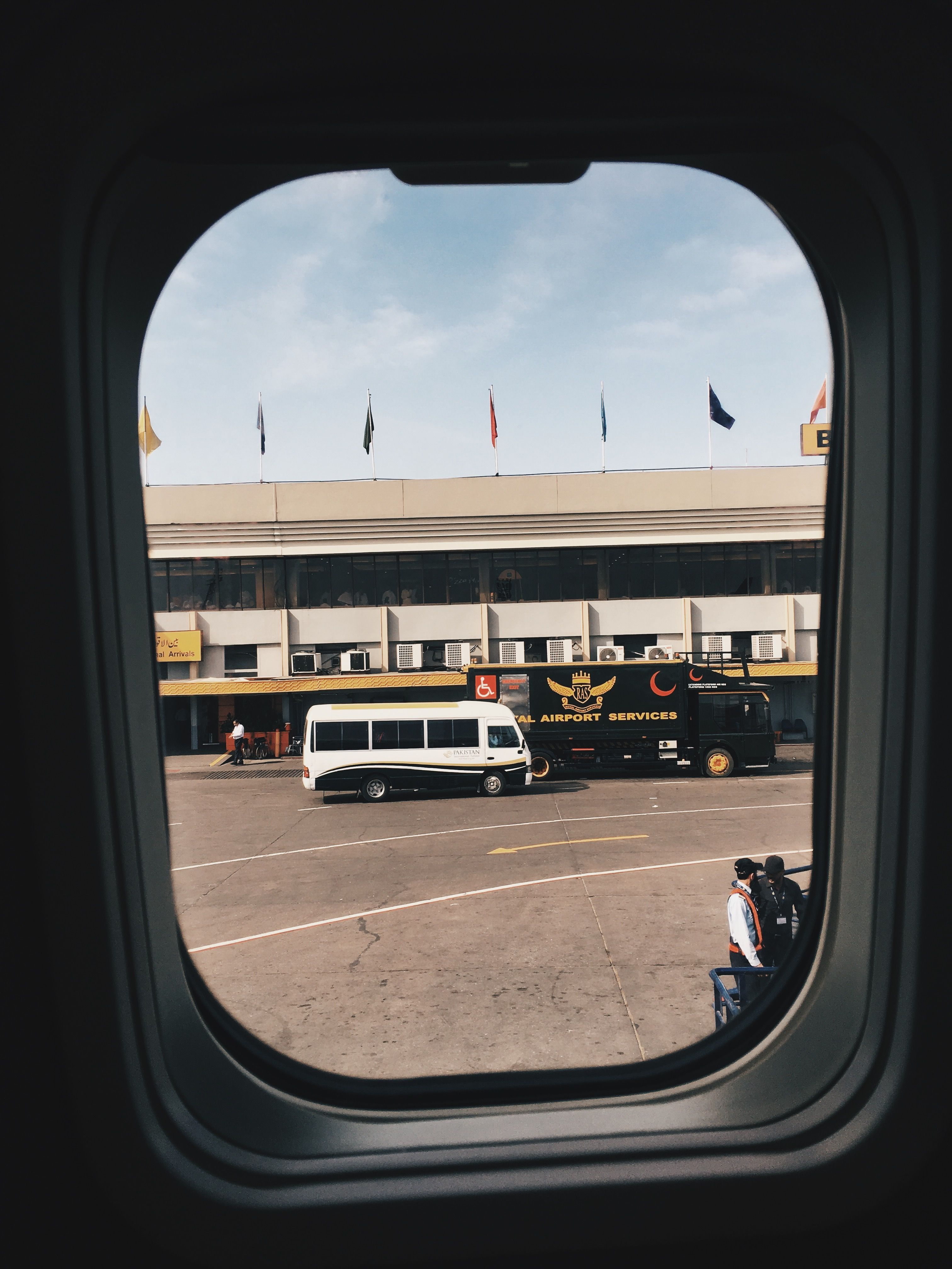 Outside The Plane Window Airport Wanderlust Traveling Travel