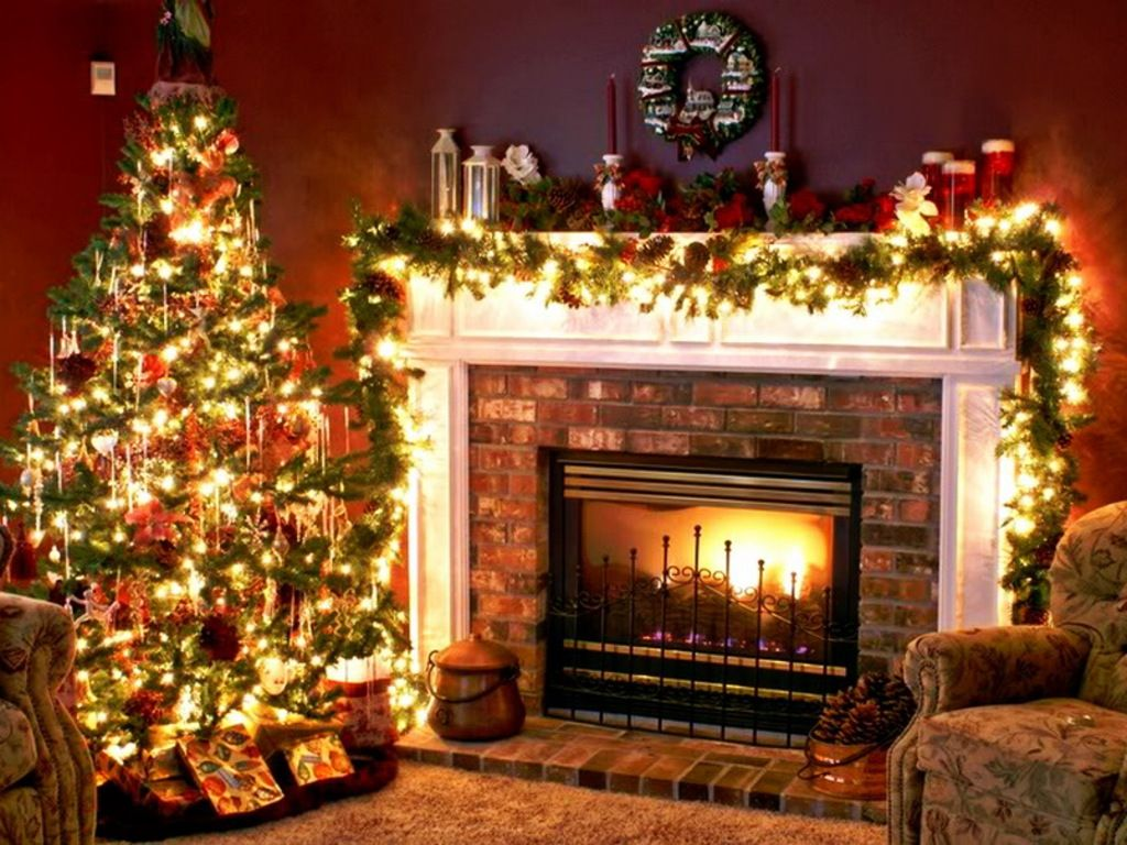 Christmas Living 3D Fireplace Screensaver | Wallpapers | Pinterest |  Screensaver
