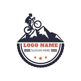 Free Bike Logo Designs Designevo Logo Maker Design De Logotipo
