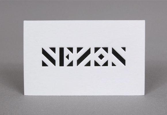 Carte De Visite Graphisme Design Graphique Typographie Bonhomme Glyphes Communication Visuelle Projet Conception Lidentit