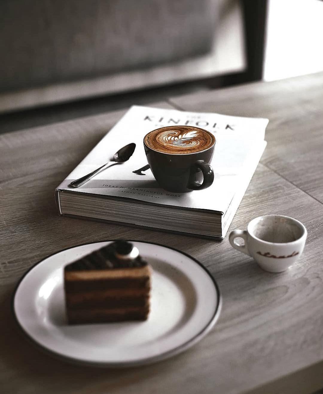 Coffeetime Cake Pereryv Na Kofe Utrennij Kofe Uyutnyj Kofe