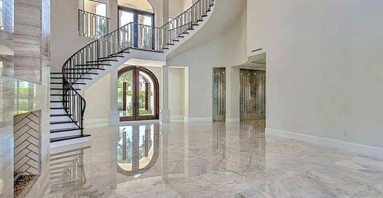 طريقة تلميع الرخام وتنظيفه من البقع Home Decor Home Stairs