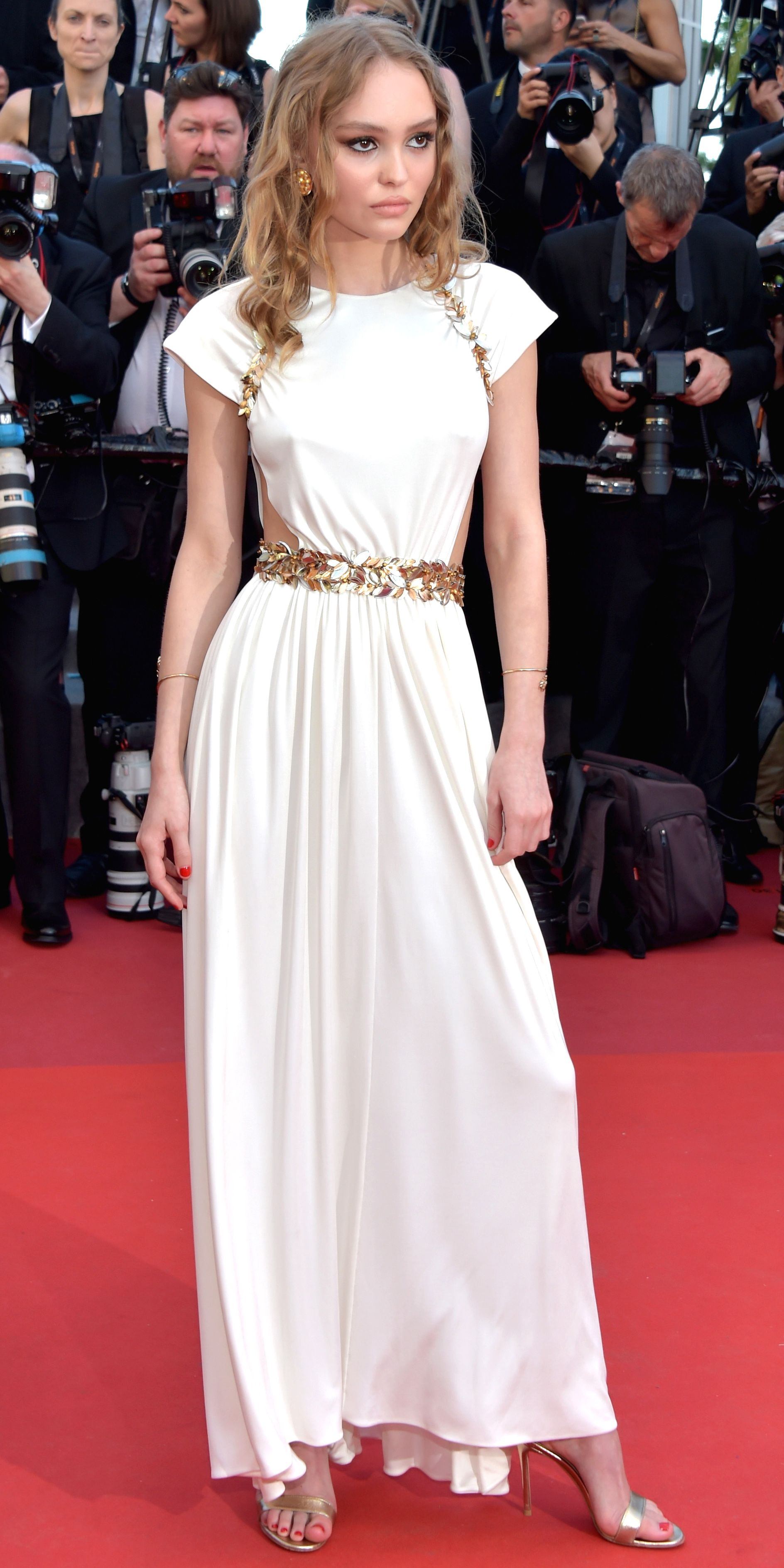 Celebrities Hit The 2017 Cannes Film Festival Red Carpet Red Carpet Dresses Celebrity Dresses Nice Dresses