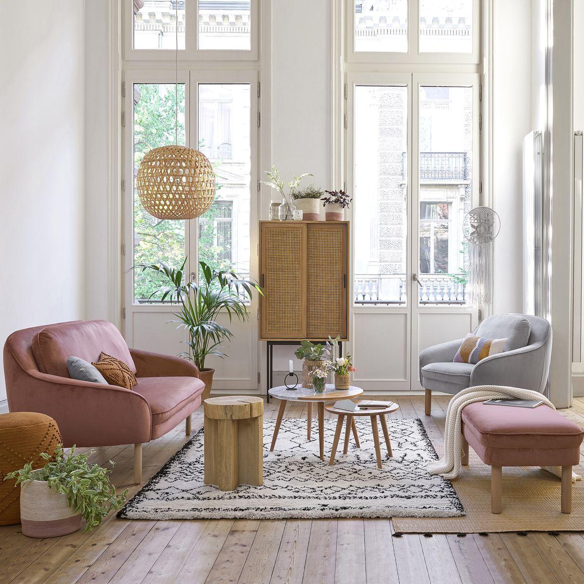 Petit Salon La Redoute Interieurs Meubles Petits Formats Idees De Decor Decoration Maison Deco