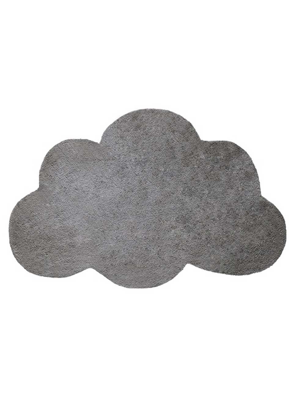 Lilipinso | tapijt Dark Grey Cloud