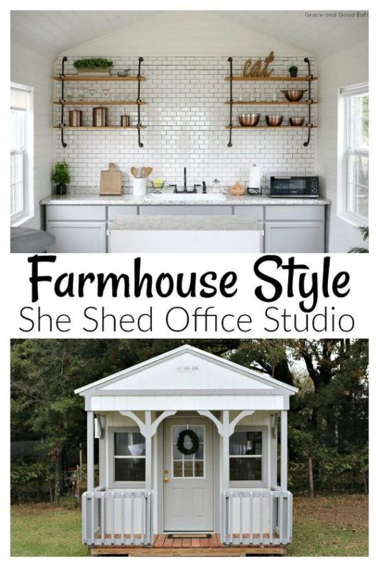 Photo of 14 Beautiful DIY She Shed Ideas That Everyone Can Build