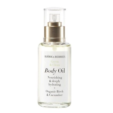 björk & berries body oil