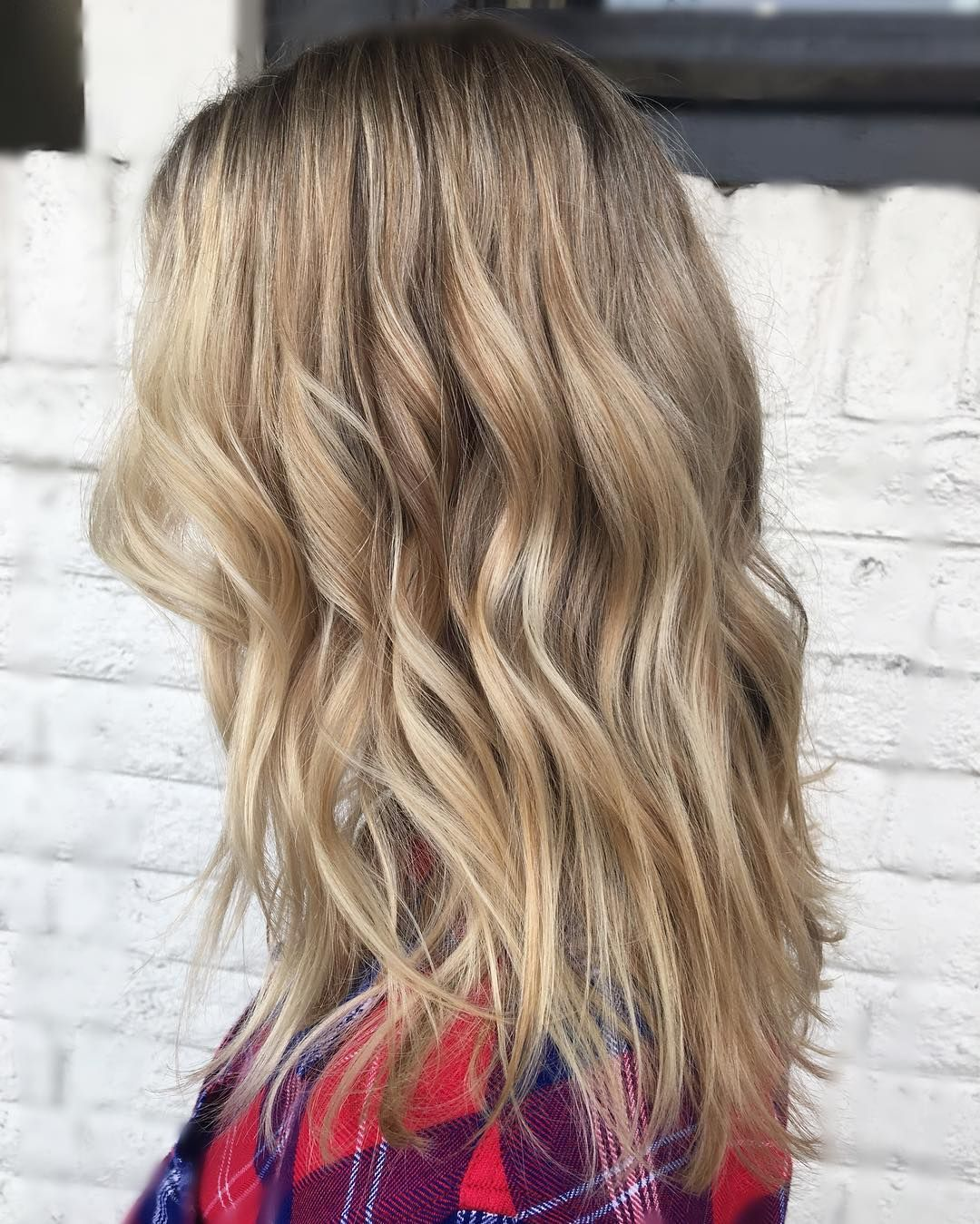beach wave perm hairstyles can look extremely classy and stylish