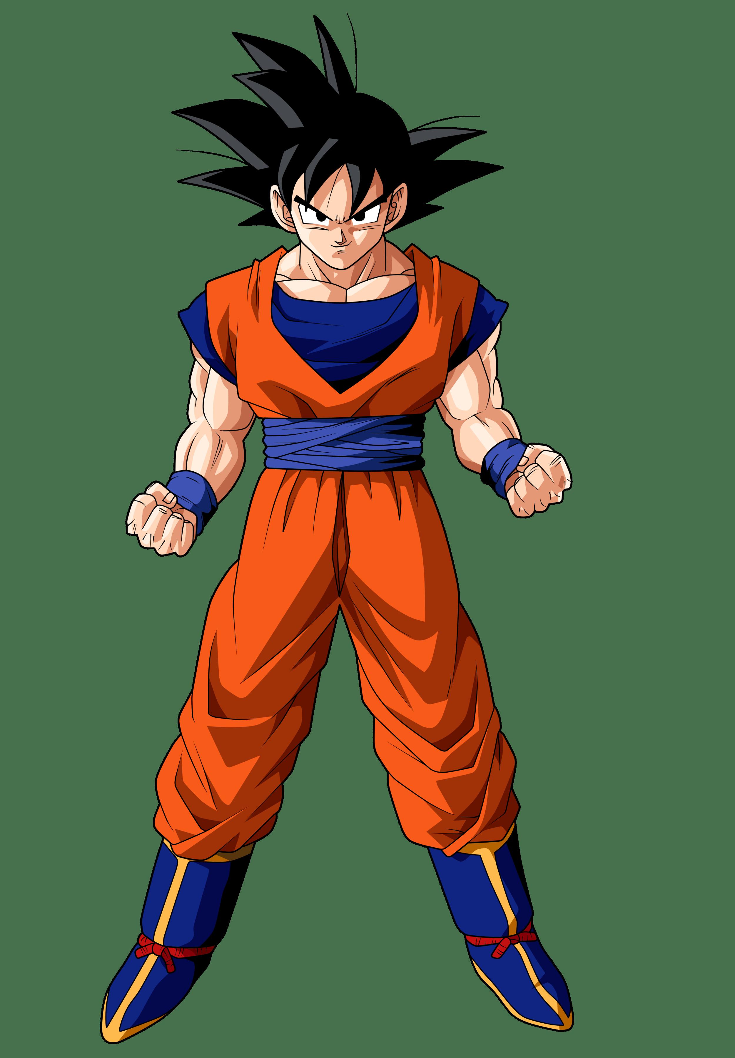 Goku De Que Pais Es