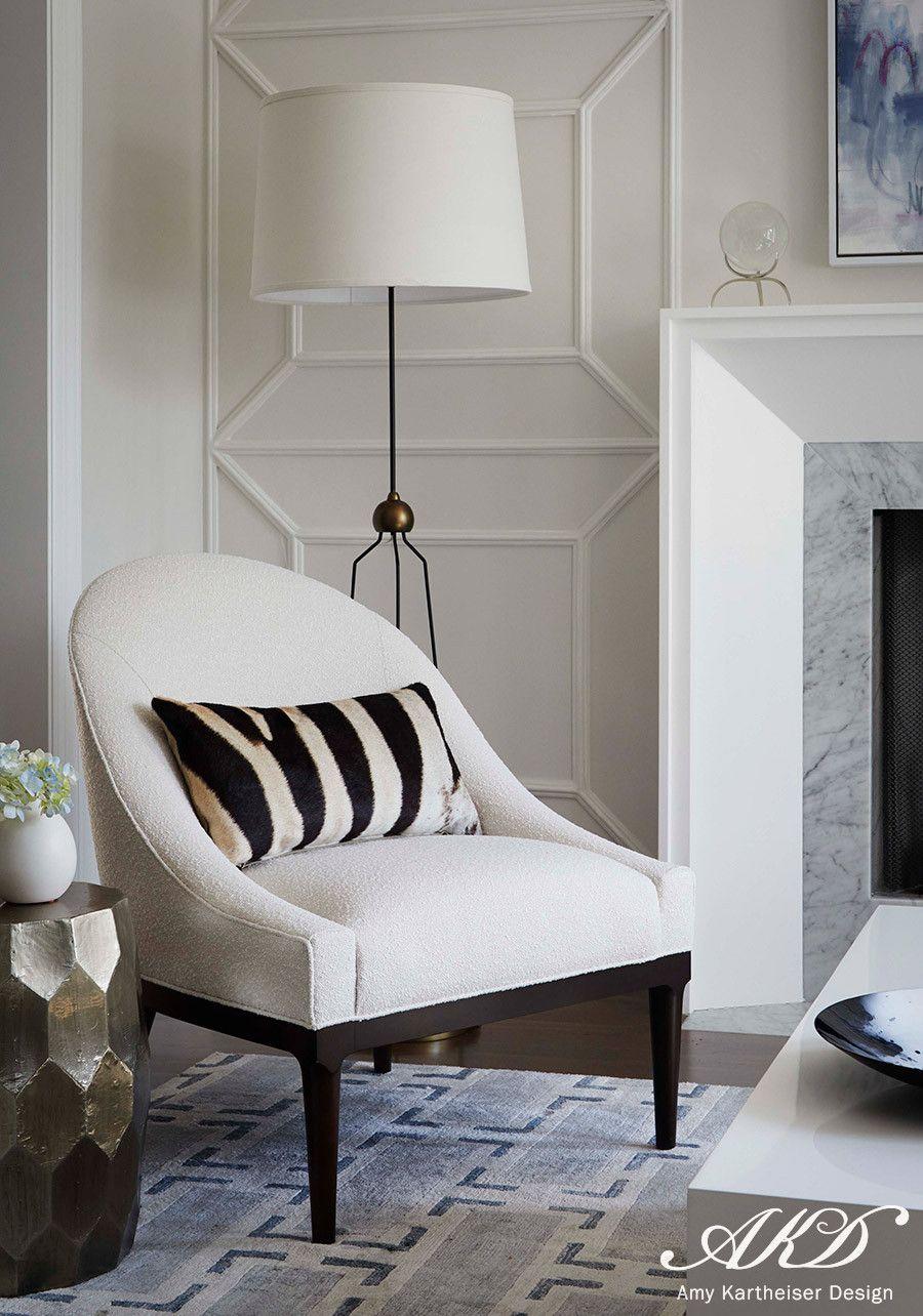 Powder Room By Amy Kartheiser Design: North Center « Amy Kartheiser Design