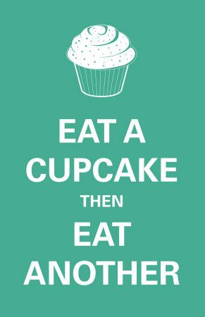 Cupcake cannibal Painis Cupcake