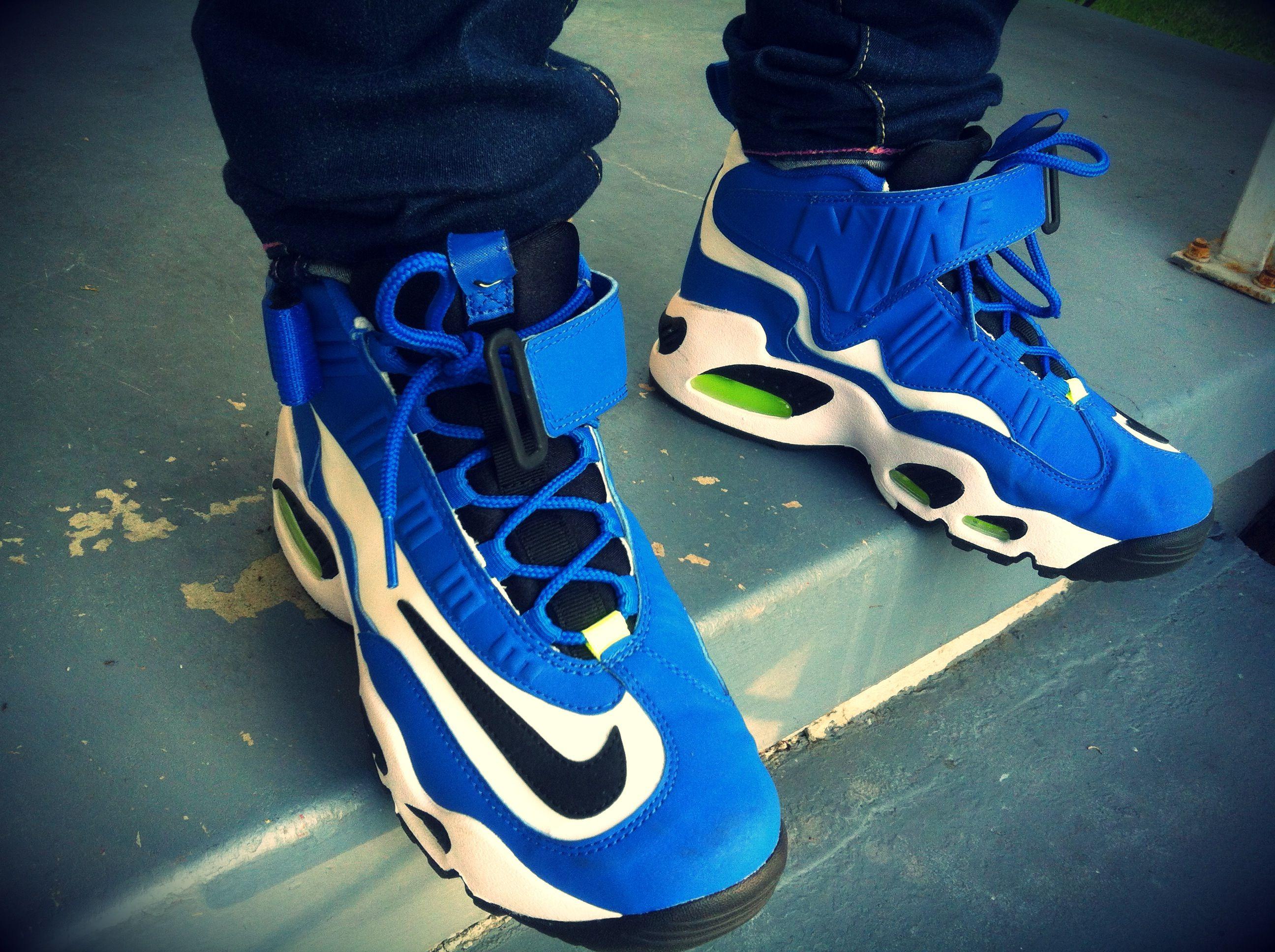 buy popular 4a63d 822b9  nike  griffeys  shoes