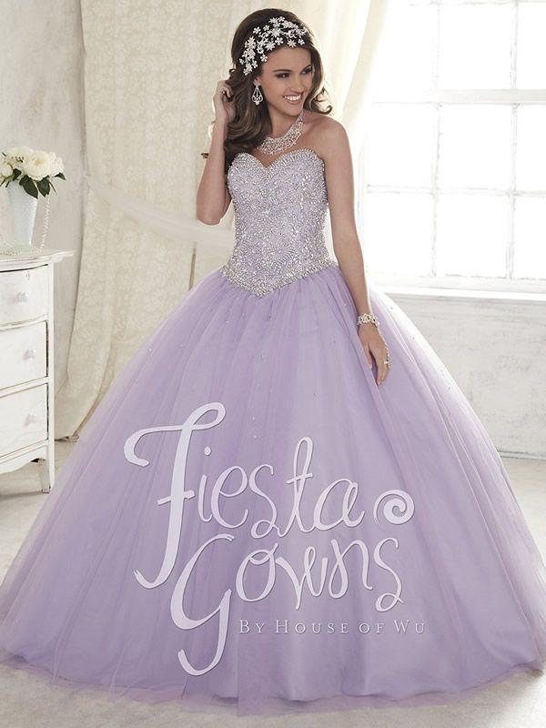 Vestidos Para 15 De Princesa House Of Wu Prom By Pocadiz