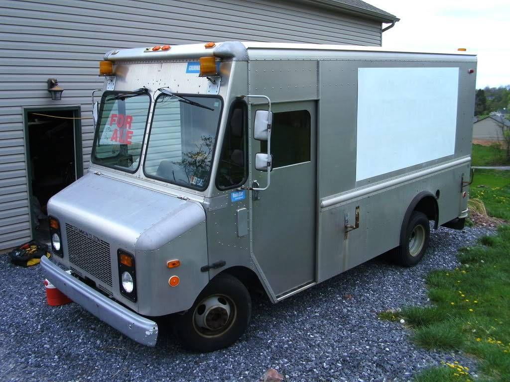 Grumman Olson aluminum body truck, oppinions please