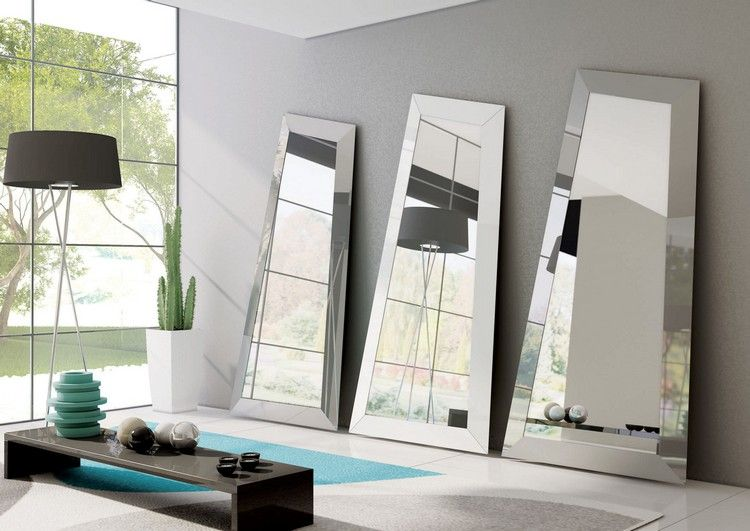 Living Room Decor Ideas: 50 Extravagant Wall Mirrors |  Www.homedecorideas.eu #