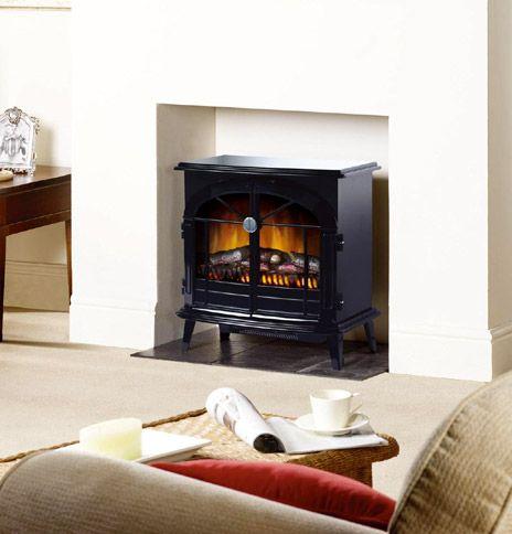 Electric log burner - Electric Log Burners And Surround - Google Search Living Room