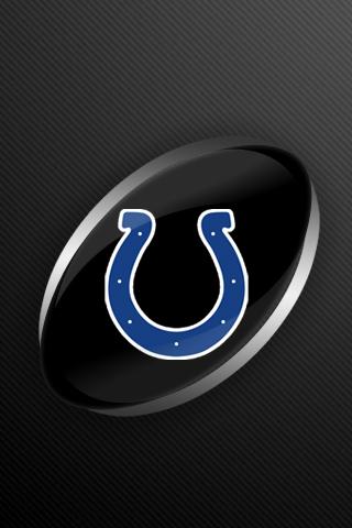 Indianapolis Colts Logo 6 Android Wallpaper HD