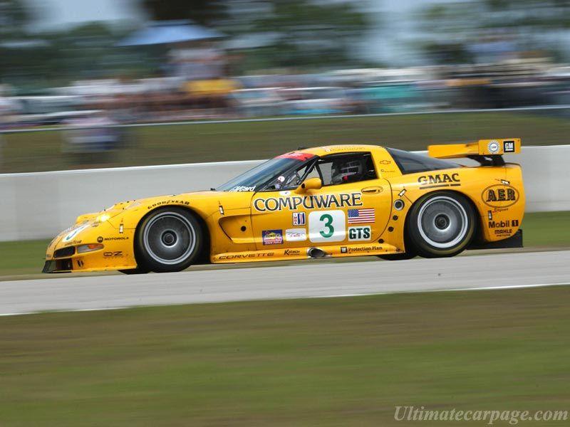 Chevrolet Corvette C5R Le Mans High Resolution Image (4