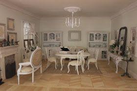 Sala Da Pranzo Shabby : La mia sala da pranzo shabby la finestra il camino per fare
