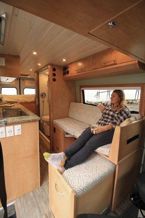 Photo of Fitz Roy Freedom Vans 170 Sprinter Van conversion #conversion #Fitz #freedom #Ro…