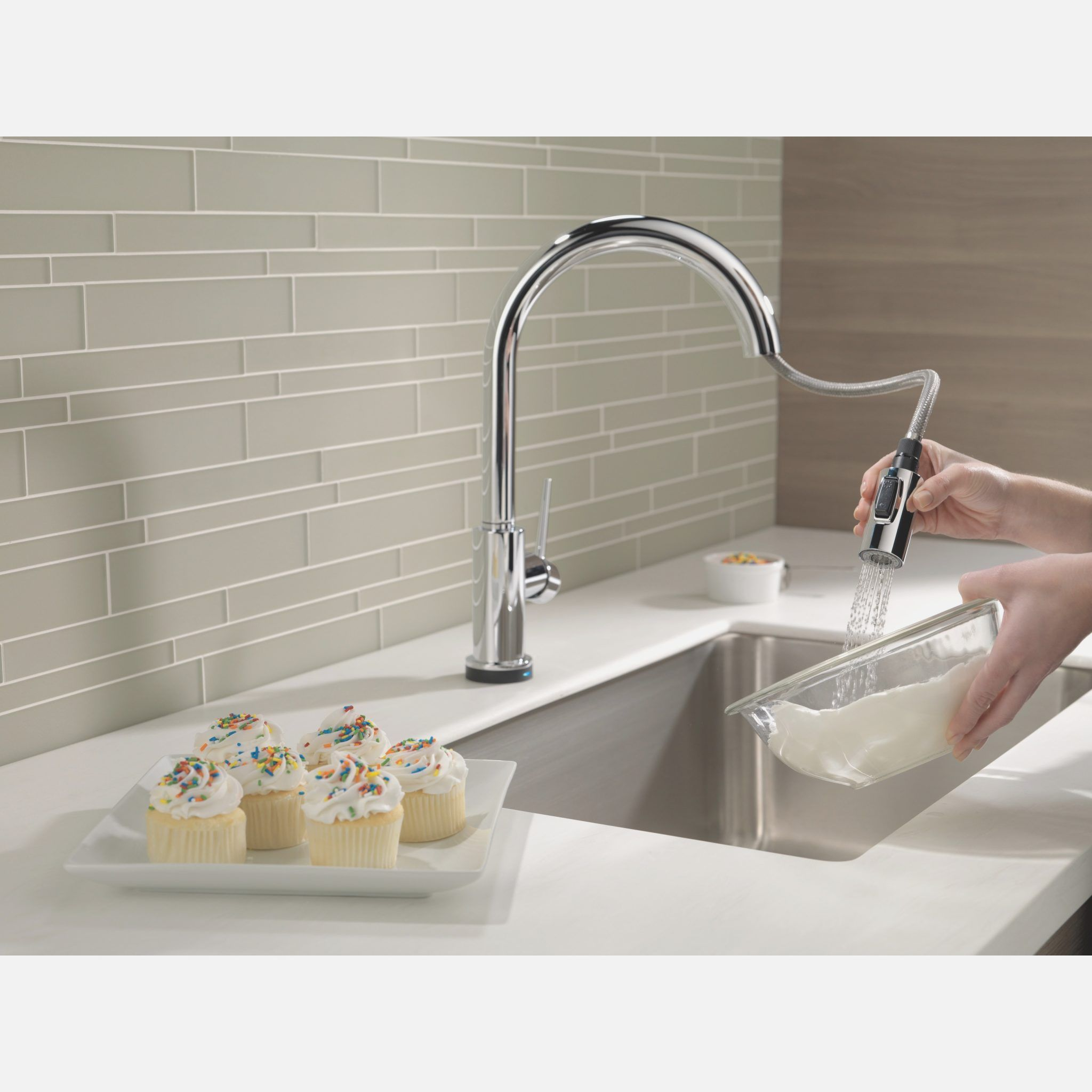 hansgrohe talis c kitchen faucet drawer replacement higharc steel optik ch