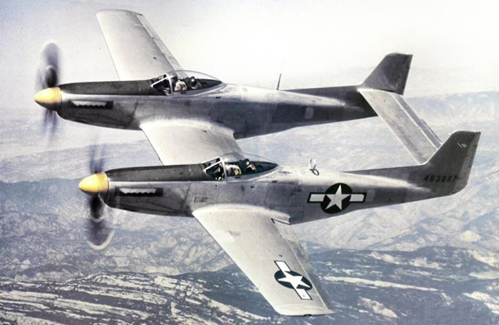 North American F-82 Twin Mustang via Facebook https://t.co/qx1taBmALg https://t.co/wsFn1yyWm1