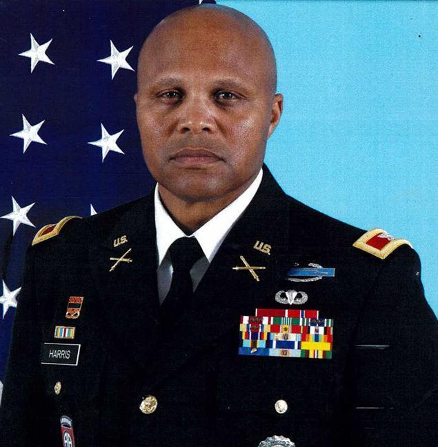 Harris promoted to brigadier general Tuskegee university