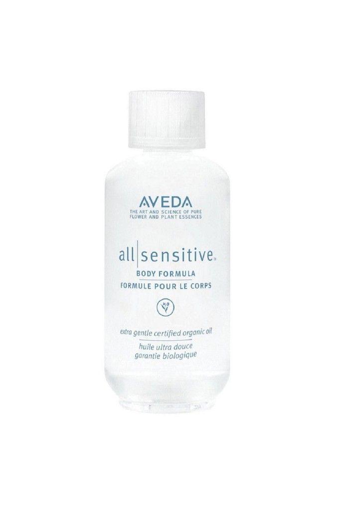 Aveda All Sensitive Body Formula 50ml Aveda Body Organic Oil