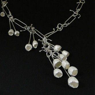 a9 Necklace with handmade chain