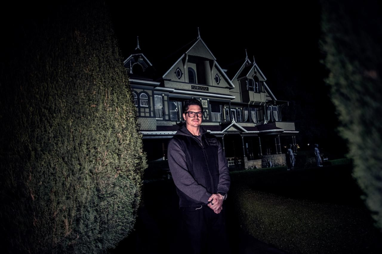 ghost adventures: return to winchester mystery house | ghost