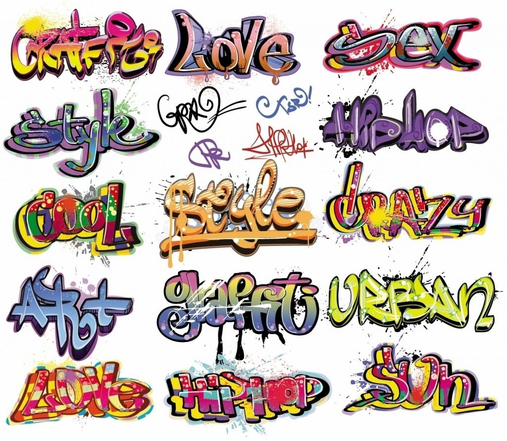 Graffiti Photoshop Font Graffiti Fonts Photoshop Graffiti Art ...