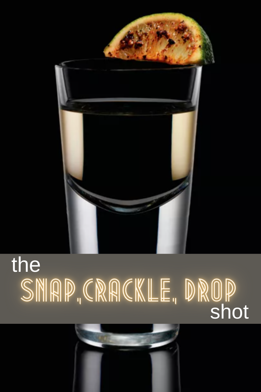Snap Crackle Drop Recipe In 2021 Recipes Food Cocktail Recipes