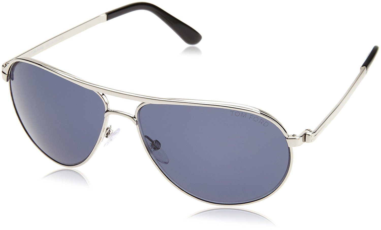 a4a9e47bbf Top 15 Best Sunglasses for Men. Tom Ford Sonnenbrille Marko (FT0144 18V  58)  Amazon.co.uk  Clothing