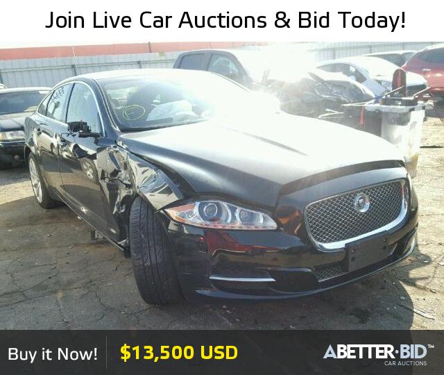 Salvage 2013 Jaguar Xj For Sale Sajwa1c77d8v41934 Https Abetter Bid En 18969007 2013 Jaguar Xj Luxury Cars For Sale Jaguar Xj Cars For Sale