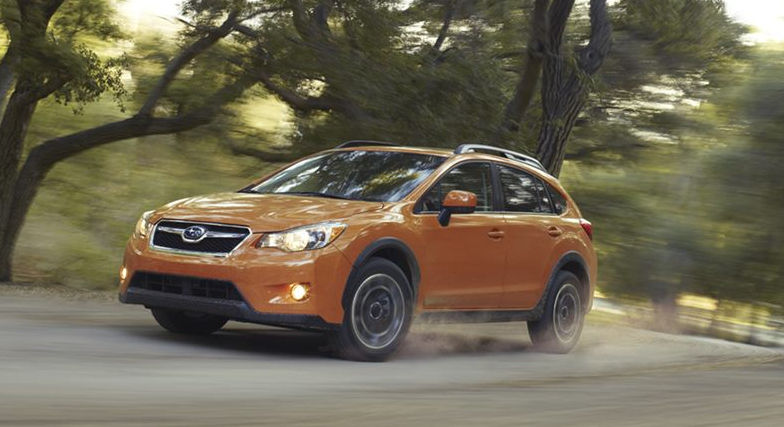the subaru crosstrek offers a lot of character with a