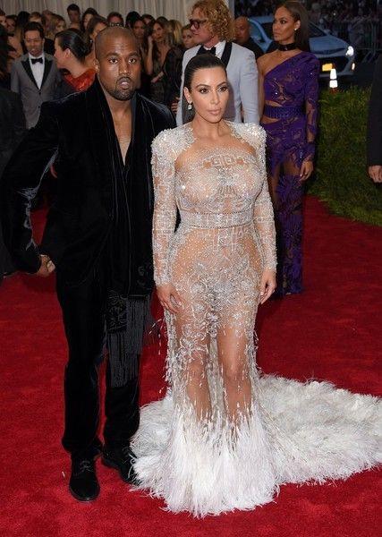 Kim Kardashian Style - Kim Kardashian Photos  Met Gala 2015 - Arrivals 34024ab52