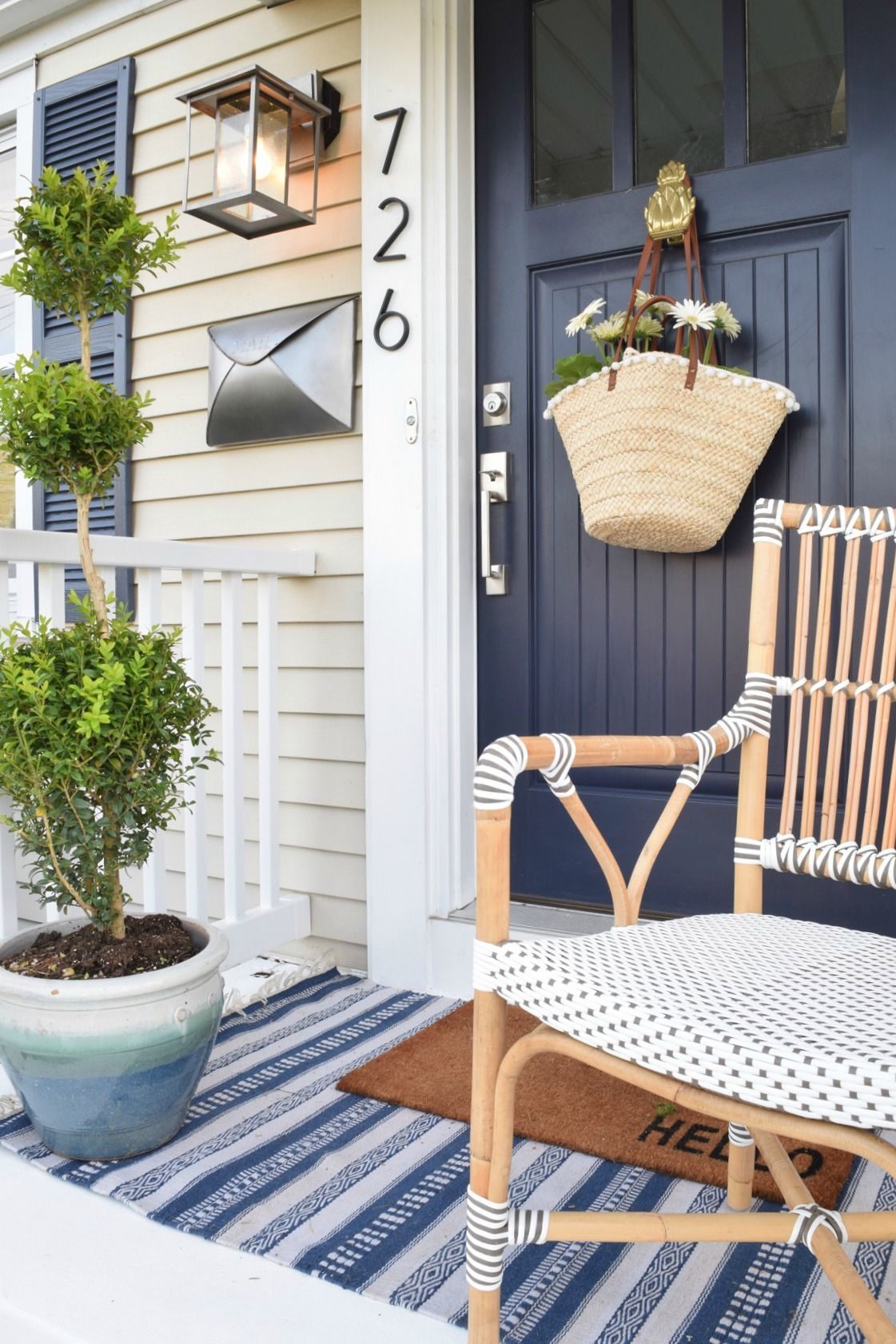 Friday Favorites starts with the Front Door | Door hangings, Front ...