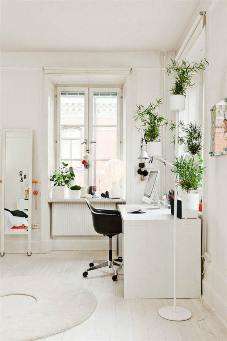 50 Home Office Ideas : Working from Your Home with Your Style