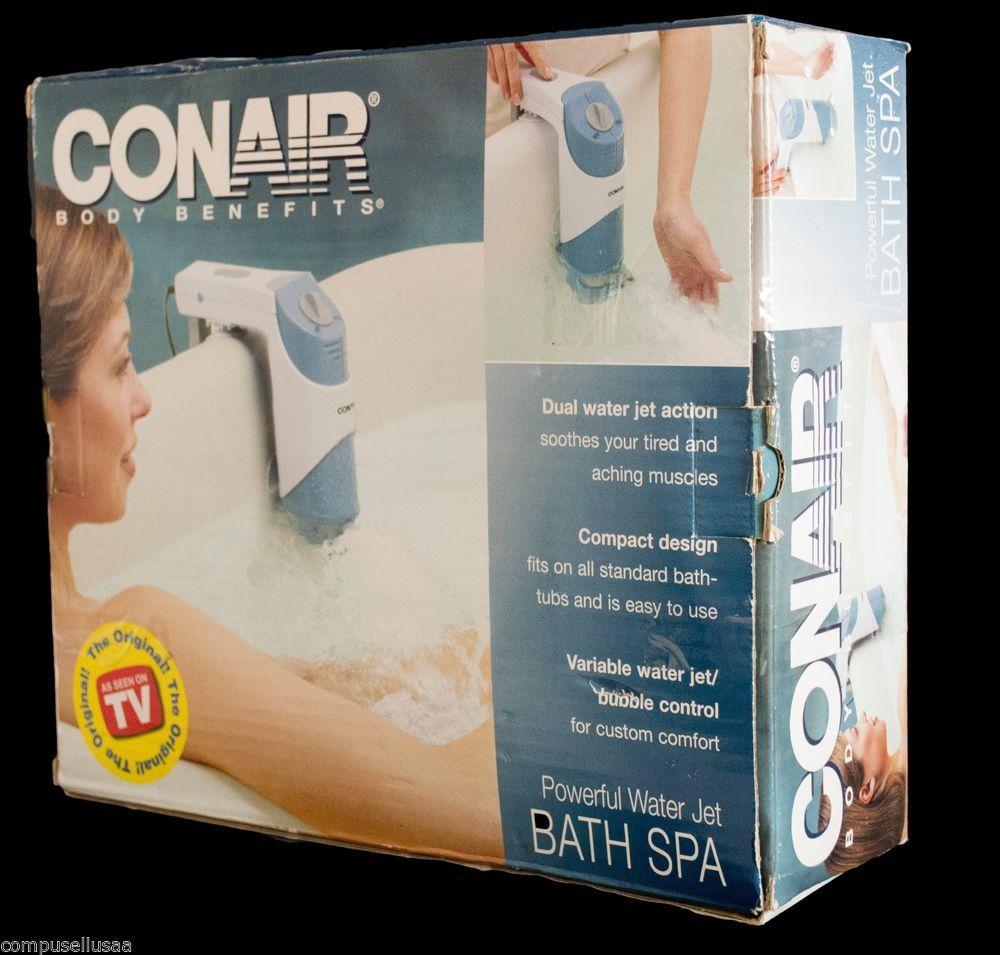 onsalenow - #ebay Conair Body Benefits Powerful DUAL Water Jet ...