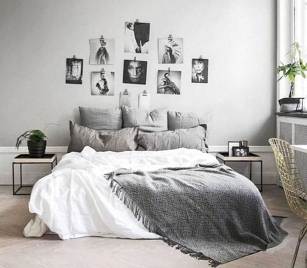 Cool 49 Cute Couple Apartment Decorating Ideas Bedroom Decor On A Budget Stylish Bedroom Design Master Bedrooms Decor
