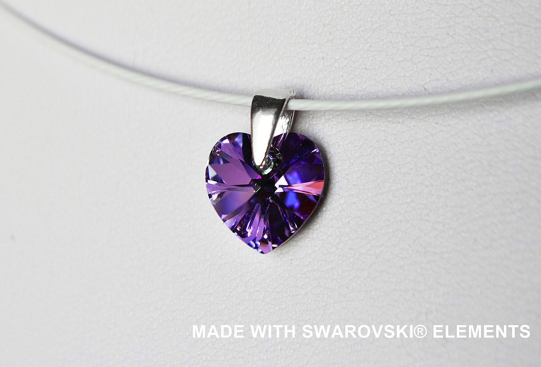 Mignon Argent 925 Coeur Rose Sapphire Boucles d/'oreille mariage Forever Love Jewelry