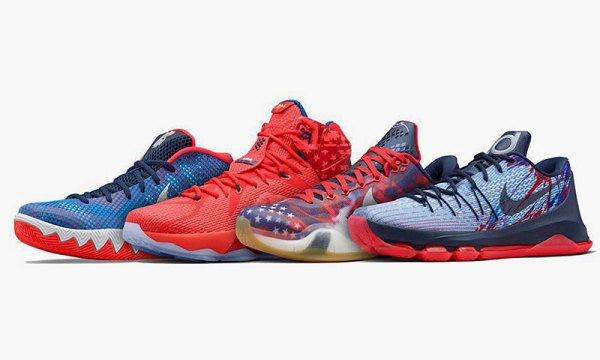 Nike Basketball 4Th Of July Nike Pack 0 Patadas Pinterest Nike July 262a99