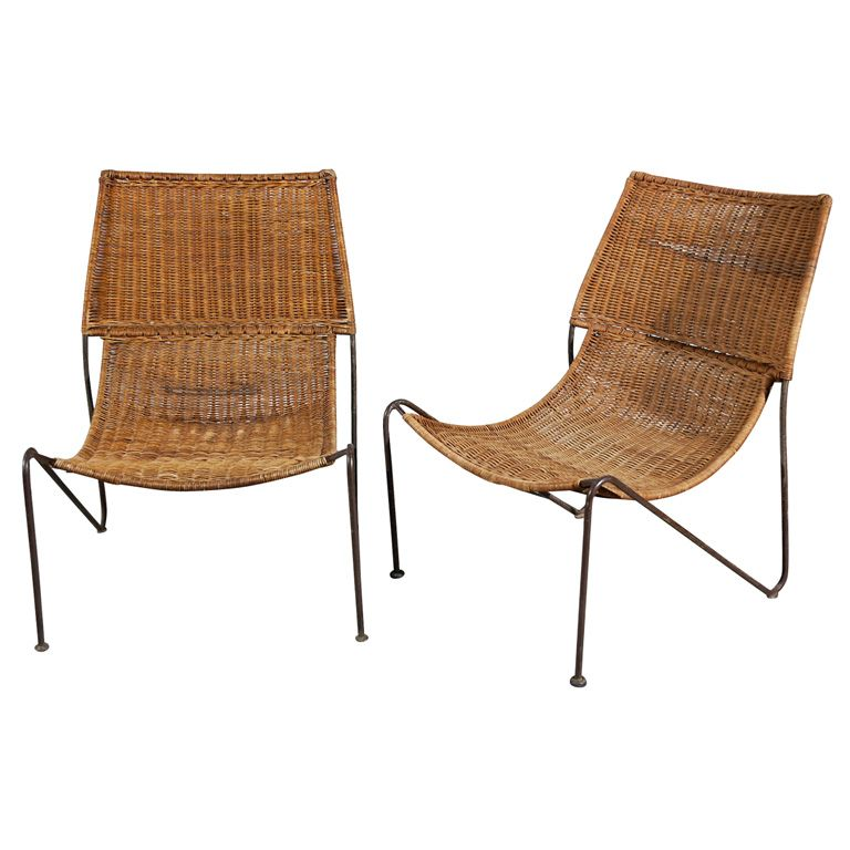 Frederick Weinberg , Chairs, 1950\'s | All because I Love Design ...
