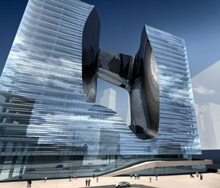 The Opus by Zaha Hadid