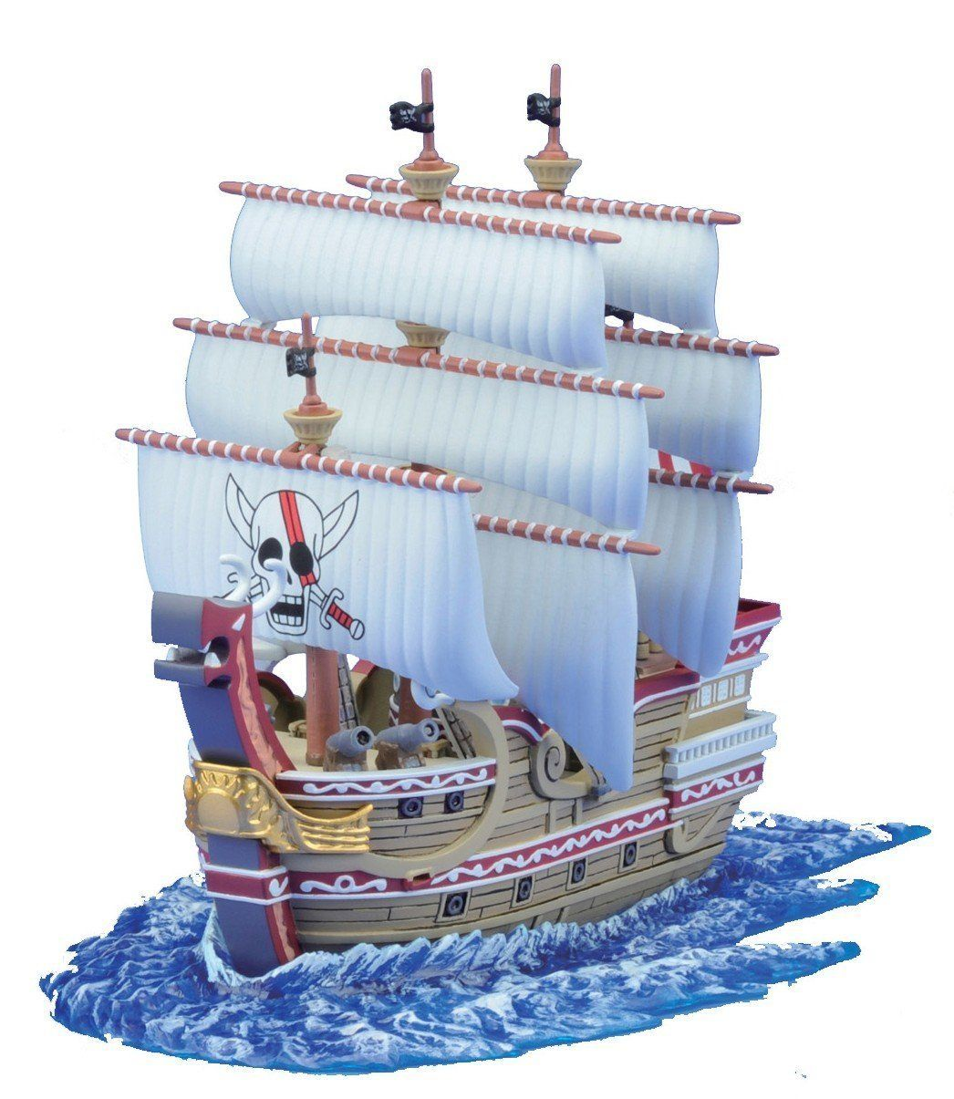 Grand Ship Collection Bandai Hobby Moby Dick One Piece